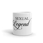 Cell Block Legendz Sexual Legend Coffee Mug