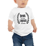 Baby Cell Block Legendz Jersey Short Sleeve Tee Shirt (Heroes Are Born - Legends Are Bred)