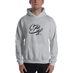 Men's Cell Block CBL Logo Heavy Blend Hooded Sweatshirt (Non-Inmate)