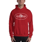 Men's Cell Block Legendz Logo In An Oval Heavy Blend Hooded Sweatshirt (Non-Inmate)