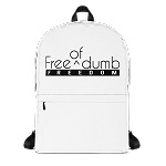 Cell Block Legendz Free (Of) Dumb - Freedom Backpack
