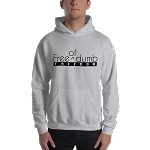 Men's Free (Of) Dumb - Freedom Heavy Blend Hooded Sweatshirt (Non-Inmate)