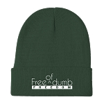 Cell Block Legendz Free (Of) Dumb Knit Beanie 12