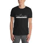 Unisex Cell Block Legendz Free (Of) Dumb Softstyle Tee Shirt (Non-Inmate)