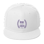 Cell Block Legendz Hero Purple & White Snapback (Non-Inmate)