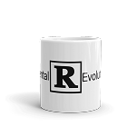 Cell Block Legendz Mental [R] Evolution Coffee Mug