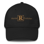 GOLD COLLECTION Cell Block Legendz Mental [R] Evolution Dad Hat