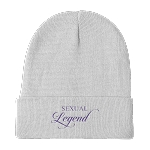 Cell Block Legendz Sexual Legend Knit Beanie 12