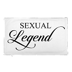 Cell Block Legendz Premium Sexual Legend Single Pillow Case 20x12