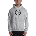 Men's Time Heavy Blend Hooded Sweatshirt (Non-Inmate)